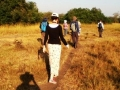 Nature walk in L. Mburo NP woods_1